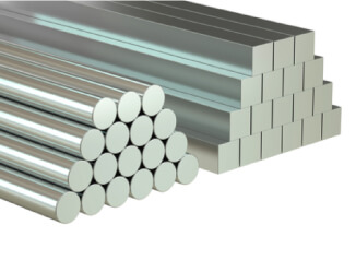 steel and aluminium solid bars supplier in Bristol South West UK