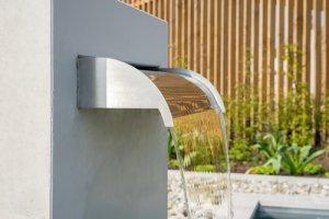 Steel Water Features